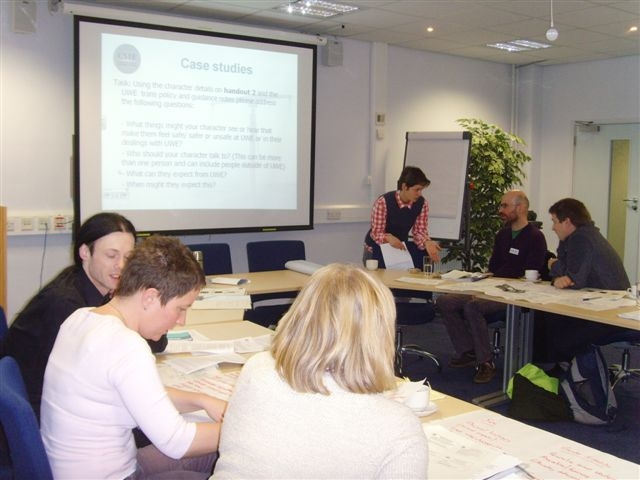 CSIE Trans Equality Training