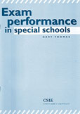 Exam Performance in Special Schools cover image