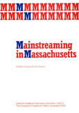 Mainstreaming In Massachusetts cover image
